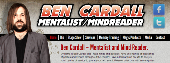 Ben Cardall Mindreader